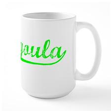 Vintage Pascagoula (Green) Mug