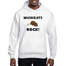 Muskrats Rock! Jumper Hoody