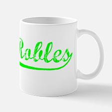 Vintage Paso Robles (Green) Mug