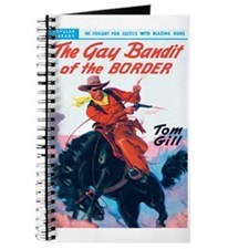 """Pulp Journal - """"The Gay Bandit of Border&quot"""