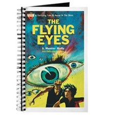"""Pulp Journal - """"The Flying Eyes"""""""
