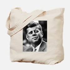 Cute John f kennedy Tote Bag
