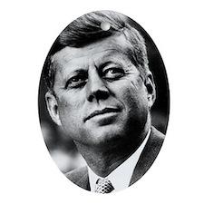Unique Kennedy Oval Ornament