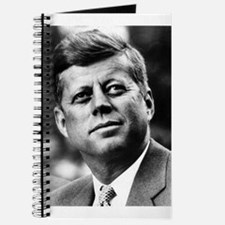 Cute John f kennedy Journal