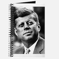 Cute John f kennedy president Journal