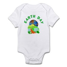 Earth Day Home Infant Bodysuit