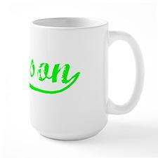 Vintage Paterson (Green) Mug