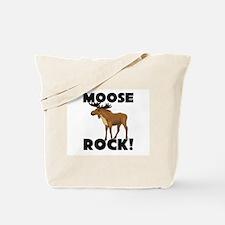 Moose Rock! Tote Bag