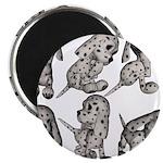 Dalmation Puppies Magnet