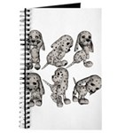 Dalmation Puppies Journal