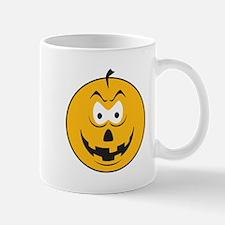 Jack-O-Lantern Smiley Face Mug