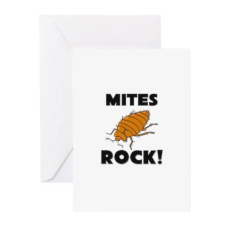 Mites Rock! Greeting Cards (Pk of 10)