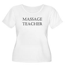 Massage Teacher T-Shirt