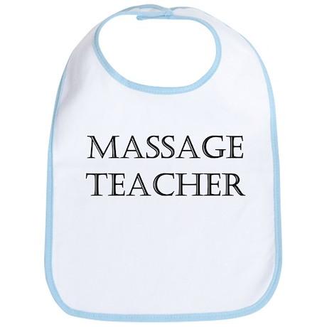 Massage Teacher Bib