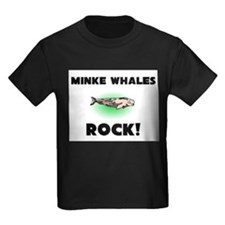 Minke Whales Rock! T