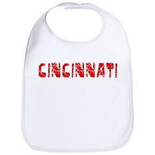Cincinnati Faded (Red) Bib