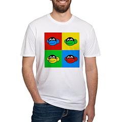Pop Art Monkey Shirt