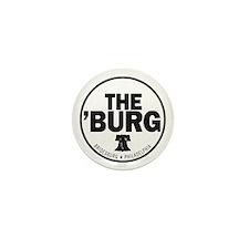 The Burg Mini Button