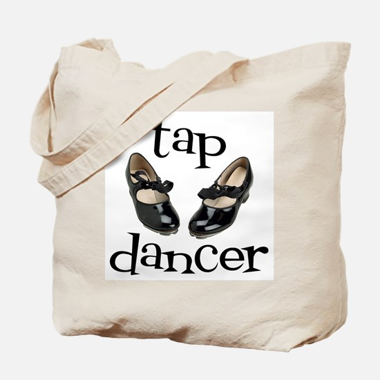 Tap Dancer Tote Bag