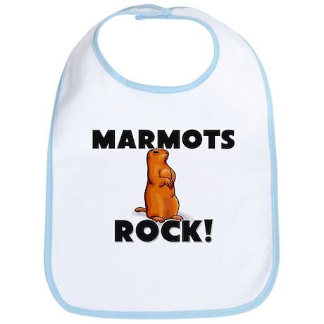 Marmots Rock! Bib