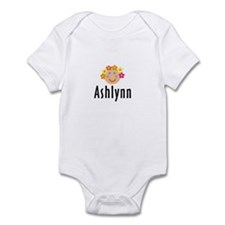 Ashlynn - Flower girl Infant Bodysuit