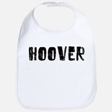 Hoover Faded (Black) Bib