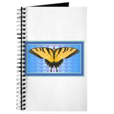 Yellow Tiger Swallowtail Journal