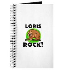 Loris Rock! Journal