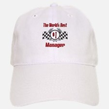 Racing Manager Baseball Baseball Cap