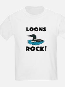 Loons Rock! T-Shirt