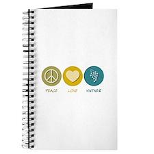 Peace Love Vintner Journal