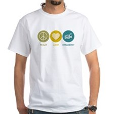Peace Love Videography Shirt