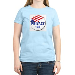 Privacy 08 button1 T-Shirt