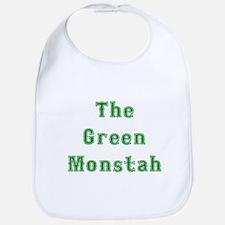 Green Monstah Bib