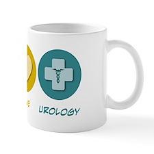 Peace Love Urology Mug