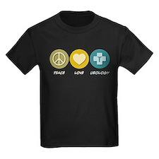Peace Love Urology T