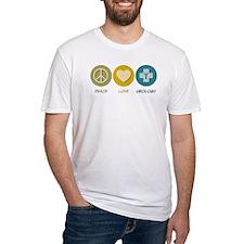 Peace Love Urology Shirt