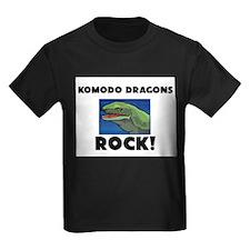 Komodo Dragons Rock! T