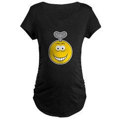 Wind Up Smiley Face T-Shirt
