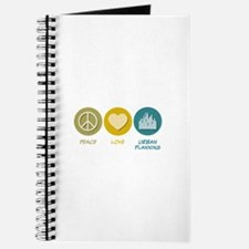 Peace Love Urban Planning Journal