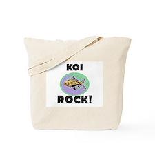 Koi Rock! Tote Bag