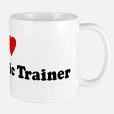 I Love My Athletic Trainer Mug