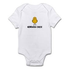 Nebraska Infant Bodysuit