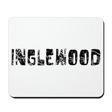 Inglewood Faded (Black) Mousepad