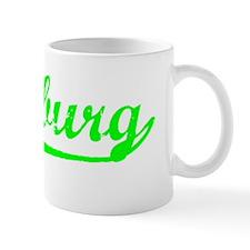 Vintage Pittsburg (Green) Mug