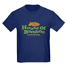 House of Bamboo colored logo T