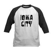 Iowa City Faded (Black) Tee