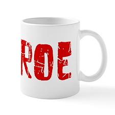 Conroe Faded (Red) Mug