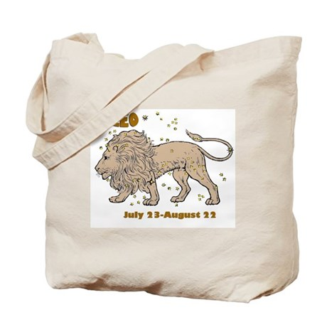 Leo the Lion Tote Bag