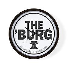 The Burg Wall Clock